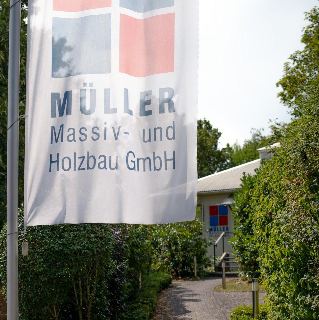 Willkommen bei Müller Massiv- und Holzbau