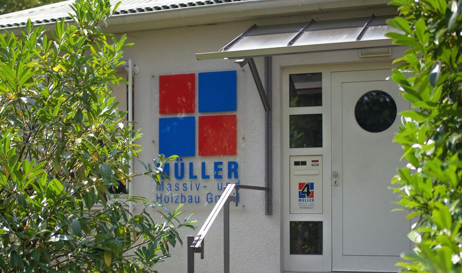 Bauen mit Müller Massiv- und Holzbau